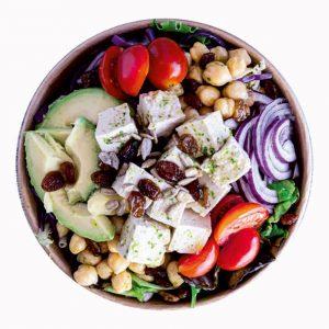 Vegano Bowl / 415 cal